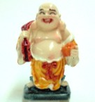 Money Bag Buddha