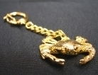 Crab Key Chain