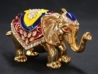 Bejeweled Victory Elephant