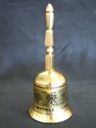 5 Element Pagoda Ringing Bell