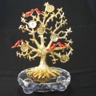 Bejeweled Tree of Life with Birds