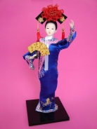 Chinese Collectible Doll in Dancing