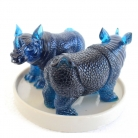 Pair of Blue Rhino