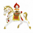 Horse Carrying Flaming Jewel of Victory