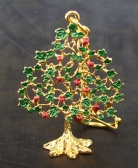 Wish Granting Tree Keychain Amulet