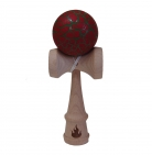 Green/Red Crackle Kendama