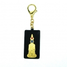 5 Element Pagoda Keychain