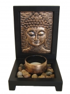 Small Desktop Zen Garden with Buddha Image