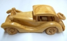 Movable Wooden Cars