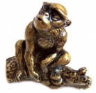 Monkey Figurines