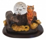 Tiger, Ox and Crystal Ball
